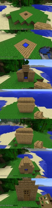 Outhouse tutorial